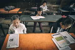 The Lesson (Roberto Pazzi Photography) Tags: lesson street people school indoor child children books five persons young learning culture city asia photography place asian ethnicity nepal full length nikon study bhaktapur happyplanet asiafavorites