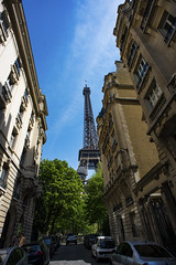 EIFFEL TOWER PARIS (dale hartrick) Tags: eiffeltowerparis eiffeltower paris eiffel tower city architecture france