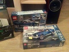 LEGO 10265 Ford Mustang (RS 1990) Tags: lego 10265 ford mustang car new 2019 earlylook sneakpeek