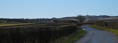 Winding Lane, Ayrshire, Scotland. (Phineas Redux) Tags: windinglaneayrshirescotland scottishcountrylanes dankeithhouseayrshirescotland scottishcountryhouses scottishlandscapes scottishscenery ayrshirescotland scotland