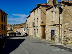 Calle de la Iglesia en Vegas de Matute, Segovia. (Airbeluga) Tags: paisajes segovia nature naturaleza delarisca castillaleón senderismo españa sendcerrocaloco