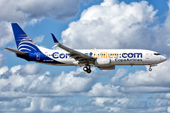 HP-1849CMP, Copa Airlines, Connect Miles Livery, Boeing 737-8V3, KMIA, February 2019 (a2md88) Tags: