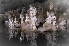 Fontana di Diana e Atteone - Reggia di Caserta (giobertaskin) Tags: canoneos60d canon campania reggiadicaserta caserta dianaeatteone fontana