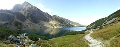 Landscape - Poland - Hohe Tatra - Fantastik Landschaft mit See (monte-leone) Tags: hohetatra tatra vaterland nationalpark naturlandschaft naturepark natur berge mountain polen polska poland landscape landschaft