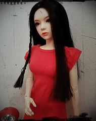 (claudine6677) Tags: bjd msd ball jointed doll asian dolls iplehouse asa