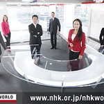 ブランディング : NHK WORLDのトータルデザインの写真