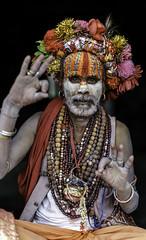 The Sadhus Of Nepal - Part 5 (Baron Reznik) Tags: asia asien beard colorimage culture ethnic face facepaint federaldemocraticrepublicofnepal hindu hinduism holyman ktm kathmandu kathmandumetropolitancity kathmanduvalley nepal old orange pashupatinathtemple portrait red religion sadhu sādhu tilaka vertical canon50mmf12l makeup काठमाडौं काठमाडौंउपत्यका काठमाण्डौ तिलक नेपाल पशुपतिनाथमन्दिर साधु हिन्दूधर्म 亚洲 加德满都谷地 加德滿都 印度教 尼泊尔 帕舒帕蒂纳特庙 红色 苦行僧 鬍鬚 네팔 문화 빨강 아시아 얼굴 오렌지 카트만두 카트만두계곡 파슈파티나트사원 힌두교