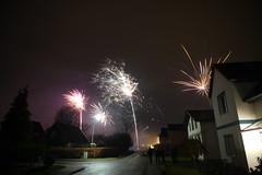 New Year's Eve 2018/2019 (I) (kristian.warnholz) Tags: building sky night firework people street