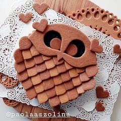 Pasta FROLLA! ❤️ . . Ne vuoi una fetta?  . . Gianduia e frolla. . . . #cookiedecorator #cookie #cookies #cookiedough #sweetdough #frolla3D #royalicing #royalicingcookies #pastryart #sprinkles #pastry #bakery #pastafrolla #pastafrolla3d #biscotti #fr (paolaazzolina) Tags: pastafrolla cookiedecorator frolla3d pickoftheday cookieart cakedesign cakeart pastryart cookies paolaazzolina royalicingcookies frolla cookiedough sweetdough sprinkles pastafrolla3d cookie bakery royalicing delicious food pastry foodporn gianduia biscotti