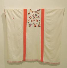 Mixtec Huipil Zacatepec Oaxaca Mexico Textiles (Teyacapan) Tags: huipils mexican oaxaca mixtec santamariazacatepec museo algodon cotton textiles ropa
