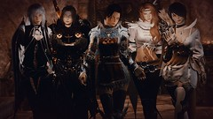 The 5 Troublemakers (Ozgix) Tags: skyrim snapdragonprimeenb tesv ozgix