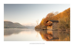 The Duke of Portland Boathouse (Amar Sood) Tags: amarsoodphotocom amarsoodphotography thelakedistrict lakedistrict nationalpark lake water boathouse mist landscape landscapes sony a7rii nikkor nikon 247028 formatthitech firecrest