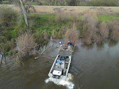 Boat Electrofishing