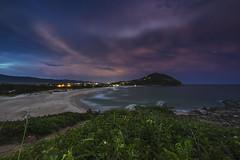 Ferrugem Sunset (Luis_Garriga) Tags: horizont mountain sunset morro sky praia playa garopaba ferrugem brazil wideangle sonya7