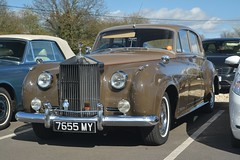 Rolls-Royce Silver Cloud I (CA Photography2012) Tags: 7655my rollsroyce silver cloud iii brown saloon sedan classic british luxury gt grand tourer rolls royce roller ca photography automotive exotic car spotting automobile vehicle