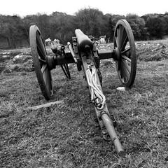 Cannon (rustman) Tags: battle battlefield blackandwhite blue bnw bw camp cannon cannons civilwar contrast grey history marching portrait reenactment rifles tents texaslife tone uniforms war weapons
