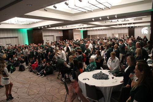 NCAA Sweet Sixteen Pep Rally, March 2019