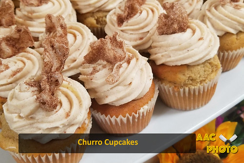 """Churro Cupcakes • <a style=""""font-size:0.8em;"""" href=""""http://www.flickr.com/photos/159796538@N03/46876582884/"""" target=""""_blank"""">View on Flickr</a>"""