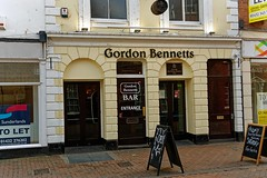 Hereford, Gordon Bennetts (Dayoff171) Tags: herefordshire boozers unitedkingdom publichouses pubs england europe greatbritain gbg gbg2019