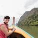 Ao Phang Nga, Christine Lamanna, Limestone Cliff, Long-tail Boat, Sea & Ocean, Thailand, Tropical Forest, Jan 2019