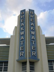 South Beach | Breakwater (Toni Kaarttinen) Tags: usa unitedstates florida wpb america miami miamidade southbeach artdeco architecture breakwater hotel