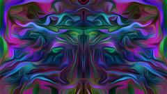 (K)AnalArt_55 (wos---art) Tags: bildschichten kanal art three communication kommunikation flowers blumen tulpen rosen farbkomposition sakrale räume