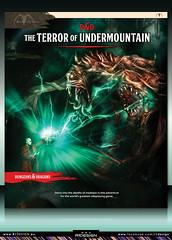 TERROR of UNDERMOUNTAIN -Contest Entry-2018 (R1Design visuals) Tags: r1design monstercontest edgreenwood radwanhulman theterrorofundermountain summontheterrorofundermountain brynnmetheny tombabbey kateirwin mikemearls richardswhitters adobephotoshopcontest adobephotoshop advanceddungeonsanddragons fantasycreature forgottenrealms hasbro monsters wizardsofthecoast darkfantasyart dungeonsanddragonsdragons undermountain