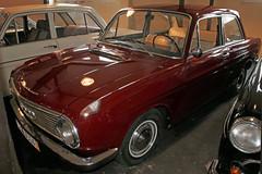 F102 (Schwanzus_Longus) Tags: automuseum mueseum melle german germany old classic vintage car vehicle sedan saloon dkw f102