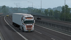 ets2_20190217_194044_00 (Kocaa_009) Tags: scania scaniatrucks scaniav8 scaniar scaniar730 scaniar500 streamline scaniatopline topline schmitz schmitzcargobull schmitzrefrigerator schmitztrailers sweden road alfa seat car truck trailer traffic sky town city stockholm blur motionblur inmotion