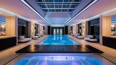 pool aesthetics gehört zur TOP 10 des bsw-Awards 2018 in der Kategorie Private Badelandschaft in der Halle. (Bundesverband Schwimmbad & Wellness) Tags: bswaward bundesverband schwimmbad wellness top 10 schwimmbäder pool pools