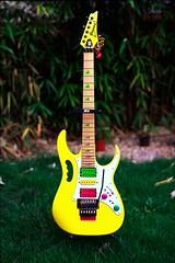 Vintage Ibanez Jem 777DY (Paul Appleyard) Tags: velvia ibanez guitar