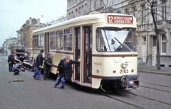 2163 0 LIVRAISON (brossel 8260) Tags: belgique antwerpen anvers tram miva