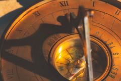 Timepieces (amarilloladi) Tags: macro timepieces clocks time macromondays sundial timepiece shadows