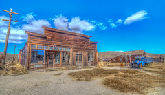 The Old General Store (Michael F. Nyiri) Tags: bodiestatehistoricpark bodieghosttown california ghosttown building