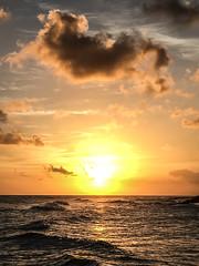 IMG_1135 (pwbaker) Tags: sunset caribbean sky beach barbados bridgetown vacation