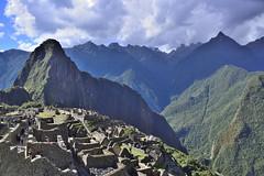 Ciudadela de Machu Picchu, Cusco. _DSC2417-2 - (German Galvez Olguin) Tags: cusco cuzco perú southamerica andes machupicchu piedra mountain inca arquitecturaantigua arqueología