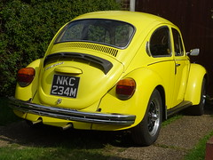 1973 Volkswagen Beetle 1303 (Neil's classics) Tags: vehicle 1973 volkswagen beetle 1303 vw car