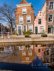 Weerspiegeling in een van de grachten (Have Fun Watching...) Tags: province zuidholland town city exterior structure famous place house leiden netherlands rapenburg urban architecture boat body water boot bridge building buildings canal houses cityscape downtown europe history housing large metropolis morning old outdoor outdoors reflection river road sky street tourism travel tree university area cafe bar bikes clouds blue sunny niederlande nl oude rijn nieuwe hoogstraat spiegelung canon5dmkii 1635mm28