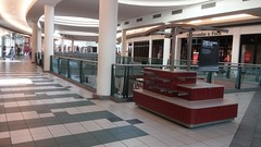 Corridor 1 (Retail Retell) Tags: wolfchase galleria mall memphis bartlett cordova tn germantown parkway indoor enclosed 1990s simon property group corridor inline tenants food court skylights signage entrance tower road sign shelby county retail