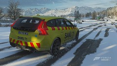 Forza Horizon 4 Volvo V60 SAMU 71 Chalon sur Saône (crash71100) Tags: forza horizon 4