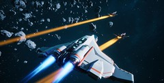 EVERSPACE - Providing support (tend2it) Tags: rockfish games space sim roguelike fighter battle pc xboxone nonlinear crowdfunded everspace