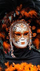 2015-02-21_15-26-11_ILCE-6000_DSC06071 (Miguel Discart (Photos Vrac)) Tags: brussels bruxelles carnaval divers ovs visite 123mm 2015 candidportrait candide candideportrait e18200mmf3563 focallength123mm focallengthin35mmformat123mm highiso ilce6000 iso3200 masquedevenise portrait portraits portraiture sony sonyilce6000 sonyilce6000e18200mmf3563 venetianmasks