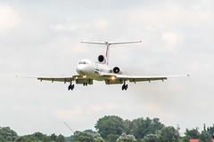 LZ-MIS (PlanePixNase) Tags: hannover eddv haj aircraft airport planespotting langenhagen airvia tupolev tu154 t154