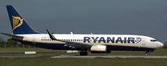 Boeing 737-8AS EI-DCX (707-348C) Tags: dublinairport eidw dub dublin airliner jetliner boeing boeing737 b738 ryanair ryr passenger ireland 2017 eidcx