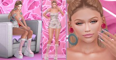 Gummy pink (Dan Gericault Lol and XD 4Evah) Tags: secondlife sl slfashion aurealis jewelry senihaoriginals uberevent uber enchante soiree akerukaak akerukadeluxe akeruka bento mesh slackgirl nails lune poses luneposes avoixs lipstick appliers livia egozy skin