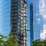 Mirrored Highrise off the Sheraton Wall Center Highrise thumbnail