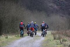Mountain Biking (Capt' Gorgeous) Tags: pantygasseg tirpentwys walk quarry southwales trees canyons blaencyffin mountainbikes