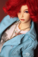 Selene (redmaiko) Tags: fairyland chicline msd bjd ineffa vampirehunter