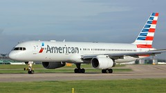 N188AN (AnDyMHoLdEn) Tags: americanairlines 757 oneworld egcc airport manchester manchesterairport 23l