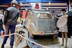 DSC_4498 (azu250) Tags: oldtimerbeurs reims 32 salon champnois belles champenoises 32eme 2019 voitures collection oldtimer car citroen 2cv
